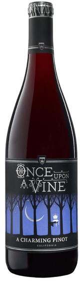 Once Upon a Vine Charming Pinot Noir 2014