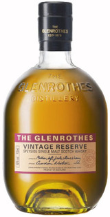 Glenrothes Vintage Reserve Single Malt Scotch Whisky