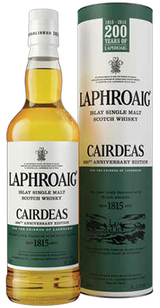 Laphroaig Cairdeas Islay Single Malt Scotch Whisky