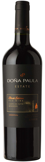 Dona Paula Black Edition Estate Red Blend 2014