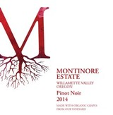 Montinore Estate Pinot Noir 2014