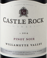 Castle Rock Willamette Valley Pinot Noir 2014