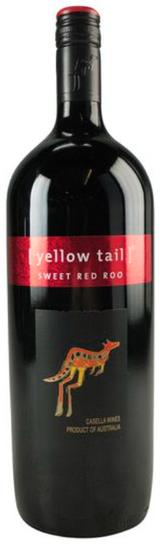 Yellow Tail Sweet Red Roo