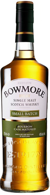 Bowmore Distillery Small Batch Single Malt Scotch Whisky