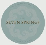 Evening Land Seven Springs Vineyard Pinot Noir 2013