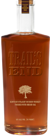 Hood River Distillers Trails End Bourbon