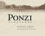 Ponzi Vineyards Pinot Gris 2014