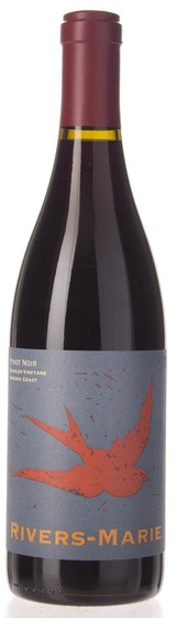 Rivers-Marie Kanzler Vineyard Pinot Noir 2014