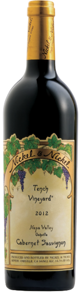 Nickel & Nickel Tench Vineyard Cabernet Sauvignon 2012