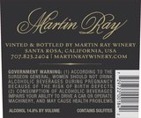 Martin Ray Santa Cruz Mountains Cabernet Sauvignon 2013