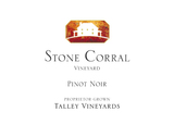 Talley Vineyards Stone Corral Pinot Noir 2013