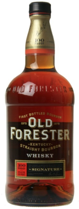 Old Forester Signature Kentucky Straight Bourbon Whisky