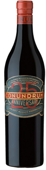 Conundrum 25th Anniversary Red 2013