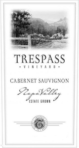 Trespass Vineyard Cabernet Sauvignon 2005