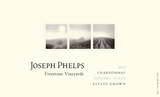 Joseph Phelps Freestone Vineyards Chardonnay 2012