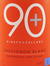 90+ Cellars Lot 2 Sauvignon Blanc 2015
