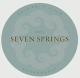 Evening Land Seven Springs Vineyard Chardonnay 2013