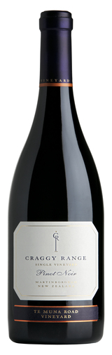 Craggy Range Te Muna Road Vineyard Pinot Noir 2013