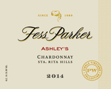 Fess Parker Ashley's Vineyard Chardonnay 2014