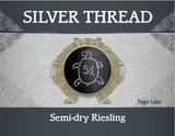 Silver Thread Semi Dry Riesling 2014
