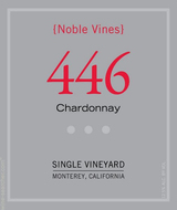 Noble Vines 446 Chardonnay 2014