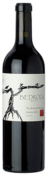 Bedrock Wine Co. The Bedrock Heritage Sonoma Red 2014