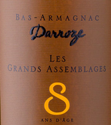 Francis Darroze Les Grands Assemblage 8 year old