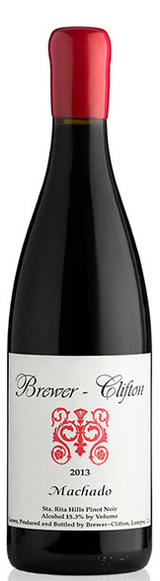 Brewer Clifton Machado Pinot Noir 2013