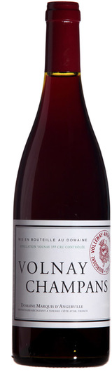 Marquis d'Angerville Volnay Champans 2013