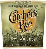 Two James Spirits Catchers Rye Whiskey