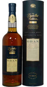 Oban 2000 Distiller's Edition