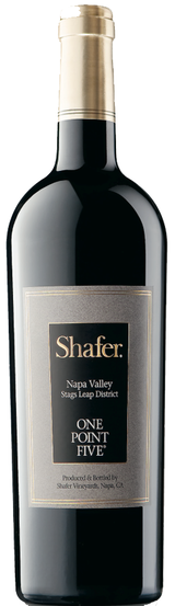 Shafer One Point Five Cabernet Sauvignon 2013
