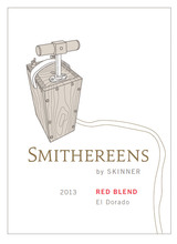 Skinner Smithereens Red Blend 2013