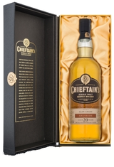Chieftain's Glen Grant Single Malt Scotch Whisky 20 year old