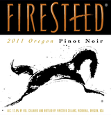 Firesteed Oregon Pinot Noir 2013