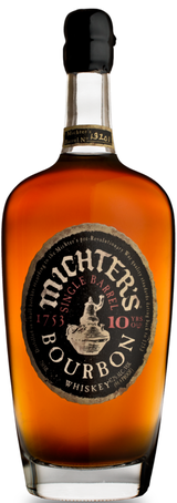 Michter's Single Barrel Bourbon Whiskey 10 year old