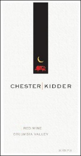 Chester Kidder Red Wine 2012