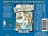 Sweet Water Brewing Company Blue