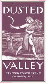 Dusted Valley Stained Tooth Syrah 2012