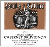 Heitz Cellar Napa Valley Cabernet Sauvignon 2012