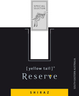 Yellow Tail Reserve Shiraz