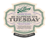 The Bruery So Happens Its Tuesday