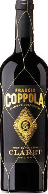 Francis Ford Coppola Diamond Series Black Label Claret 2014