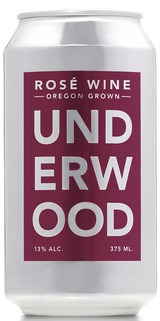 Underwood Rose Wine In A Can 2015