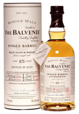 Balvenie Single Barrel Single Malt Scotch Whisky 15 year old