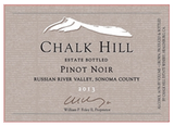 Chalk Hill Estate Bottled Pinot Noir 2013