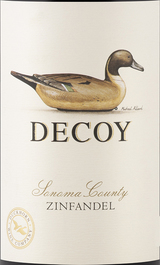 Decoy Sonoma County Zinfandel 2014