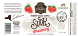Captain Lawrence Huson Valley Harvest Sour Strawberry