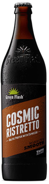 Green Flash Brewing Company Cosmic Ristretto Baltic Porter