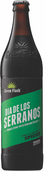 Green Flash Brewing Company Dia De Loas Seranos